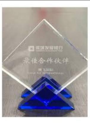 深圳發展銀行最佳合作伙伴